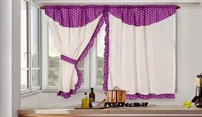Cortinas decoractual dise o y decoraci n for Color de cortina con pared blanca