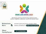 Cek Di Sini! Jadwal PBAK Online untuk Mahasiswa Baru IAIN Bone