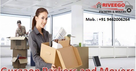 Gurgaon Packers And Movers