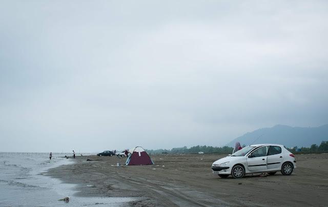 Sadaf Beach; Astara, Iran