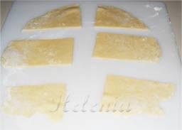 Вареники с картошкой тесто рецепт