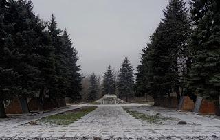 Желанная, Ясиноватский р-н, Донецкая обл. Воинский мемориал