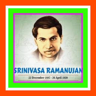 The proud intellectual of the country is Srinivasa Ramanujan