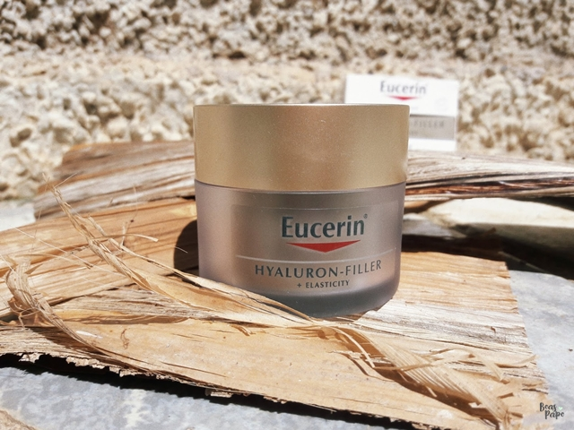 #EuTestei: Anti Idade Eucerin Hyaluron Filler Elasticity Noite