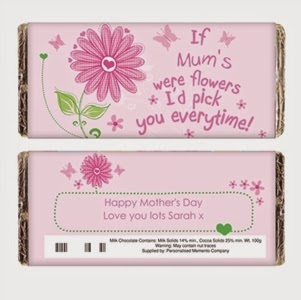 Personalised I'd Pick You Chocolate Bar