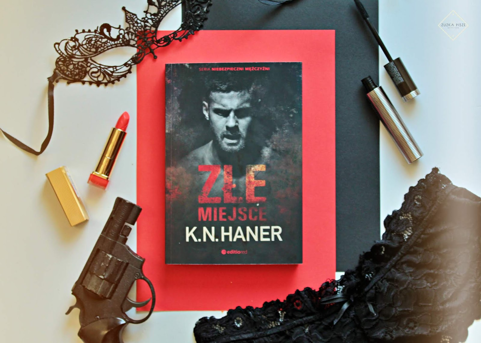 """K. N. Haner """"Złe miejsce"""" - PRZEDPREMIEROWA RECENZJA"""