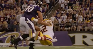 TE Crockett Gillmore, Baltimore Ravens