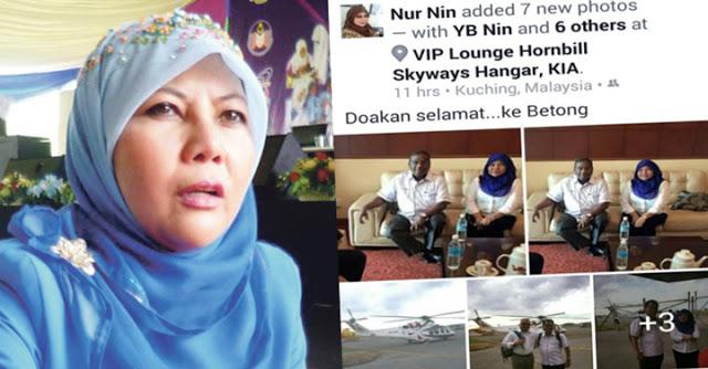 'Doakan Selamat…Ke Betong', Status Datuk Noriah Sebelum Bertolak