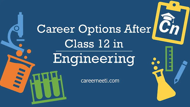 Career Options, Engineering Colleges, Engineering Entrance Exam, Branches of Engineering in India List