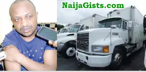 kidnapper evans 25 mack trucks