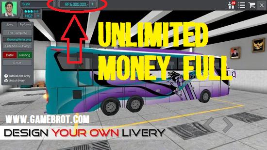 Download Bus Simulator Indonesia MOD APK 2019 v3.0 Unlimited Money Full Gratis Terbaru 2019