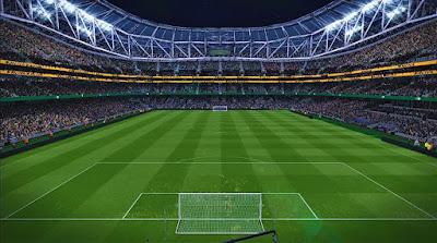 PES 2017 Stadium Ireland & Northern Ireland National Teams