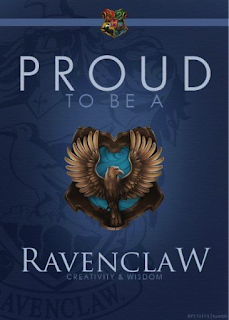 Orgulho de ser Corvinal - Proud to be Ravenclaw