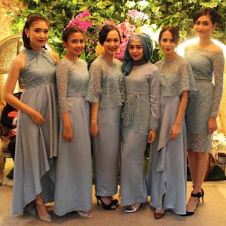 Kebaya Dress Wanita Hamil