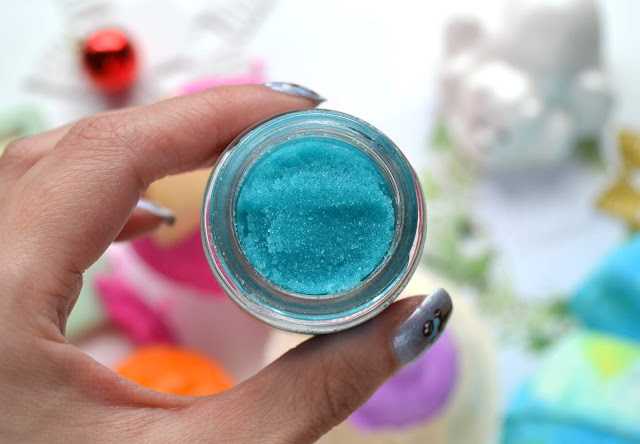 Lush Galaxy Lip Scrub