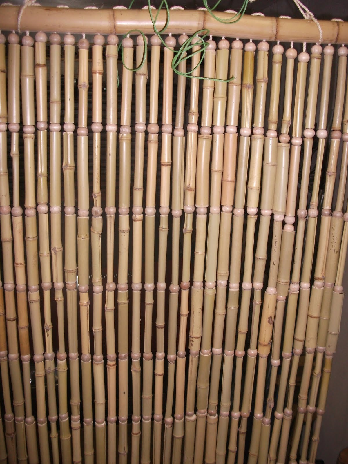 artbambubrazil Cortina de Bambu