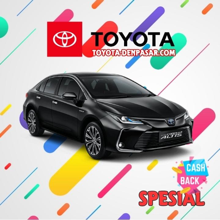 Toyota Denpasar - Lihat Spesifikasi All New Corolla Altis, Harga Toyota Corolla Altis Bali dan Promo Toyota Corolla Altis Bali terbaik hari ini.