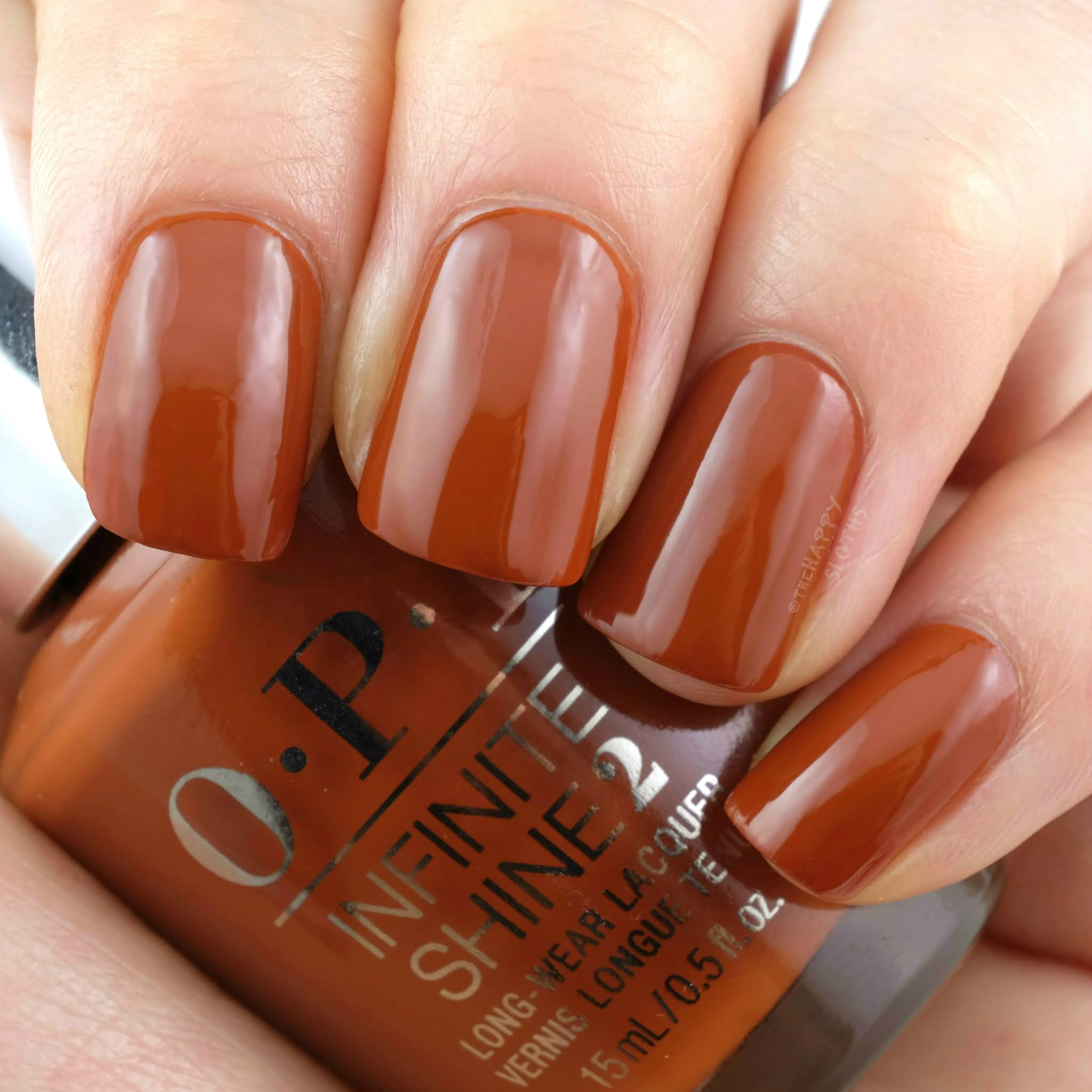 OPI Fall 2020 | My Italian Is A Little Rusty: Review and Swatches