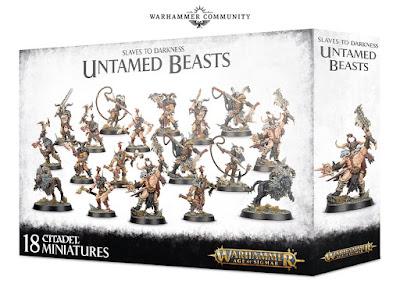 Untamed Beasts