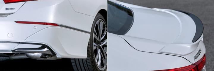 Honda bán phụ kiện độ xe chính hãng cho Accord