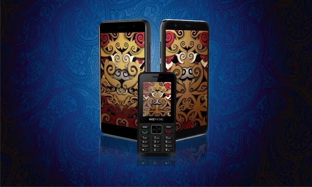 WIZPHONE ! Ponsel Baru Google Yang Dibandrol Dengan Harga Rp.99.000 Saja