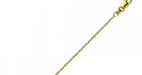 How to Pick the Perfect Solid Gold Rope Chain Necklace Jewelry