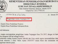 Informasi Aneka Tunjangan Pada Dapodik 2017/2018, Dengan Syarat...