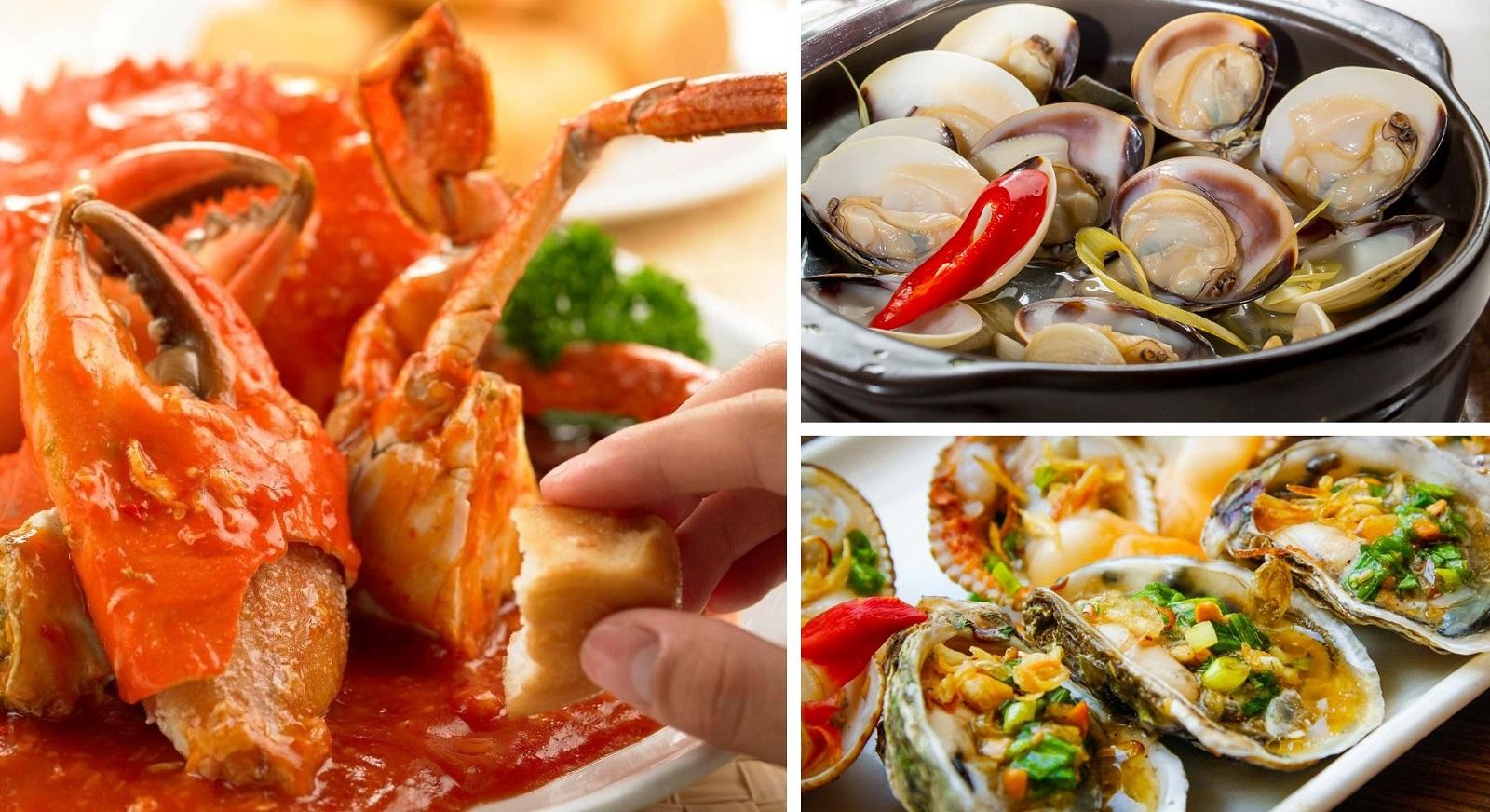 """Địa chỉ ăn hải sản tươi sống thả ga """"không lo về giá"""" ở Gia Lai"""