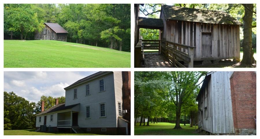 Photos de la plantation Stagville