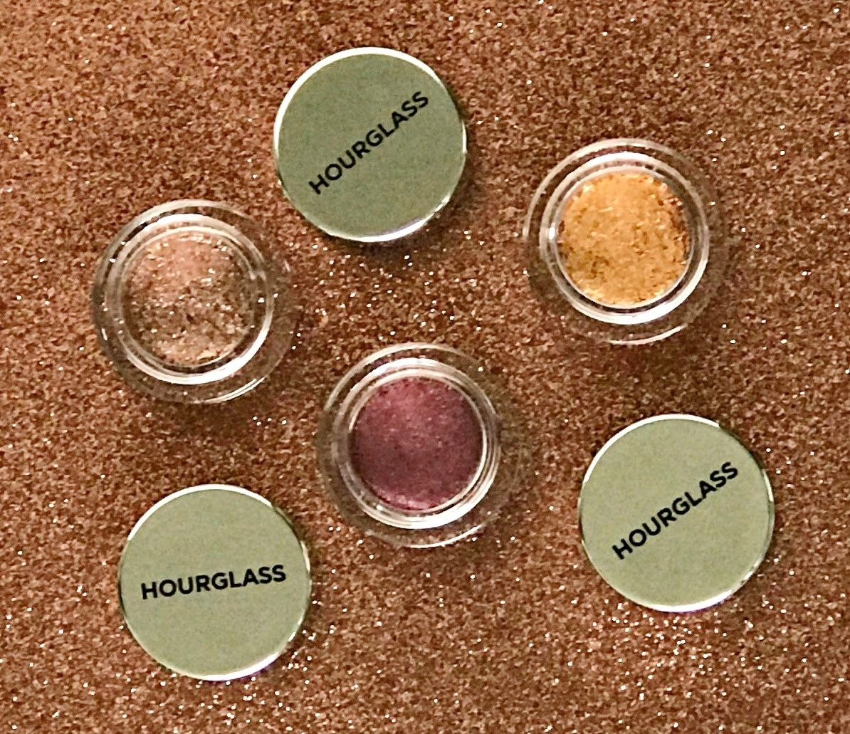 Hourglass Scattered Light Glitter Trio - perfect for the festive season!