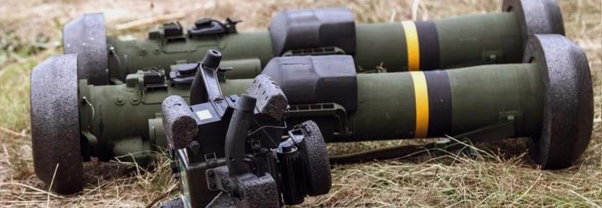 Звіт щодо надходження озброєння до ЗСУ в червні 2020 року