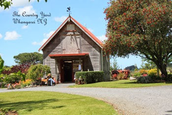 THE COUNTRY YARD N.Z.