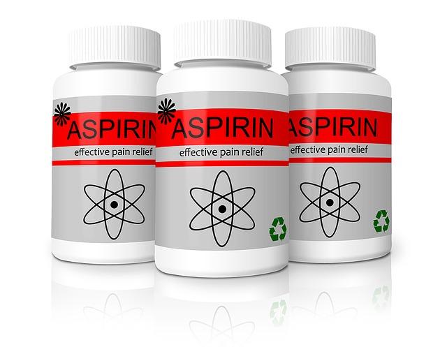 aspirin (acetylsalicylic acid)