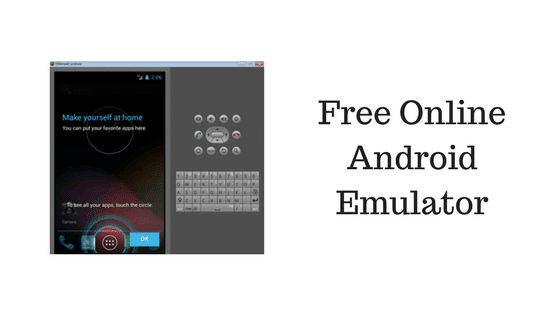 free online android emulator to test apps