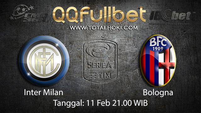 PREDIKSIBOLA - PREDIKSI TARUHAN BOLA INTER MILAN VS BOLOGNA 11 FEBRUARI 2018 ( ITALIAN SERIE A  )