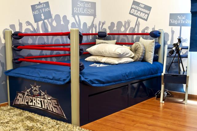 phòng ngủ bé trai - mẫu 11