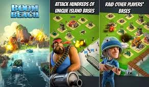 Download game Android Boom Beach APK gratis ~ GETPCGAMESET