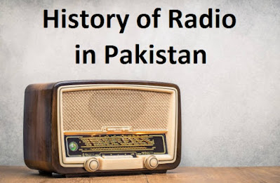 The History of Radio in Pakistan