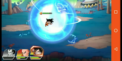 New dragon Ball Z games for android