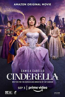 Cinderella (2021) Eng 5.1ch 720p | 480p HDRip ESub x264 850Mb | 300Mb