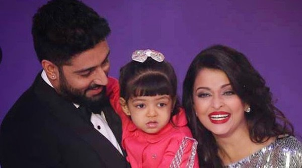 Aishwarya Rai Daughter Aradhya Bachchan Cute photo