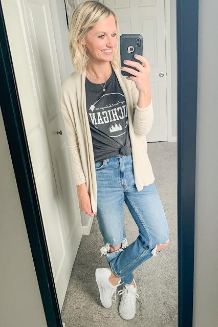 Mini Fall Weekend Wardrobe Capsule