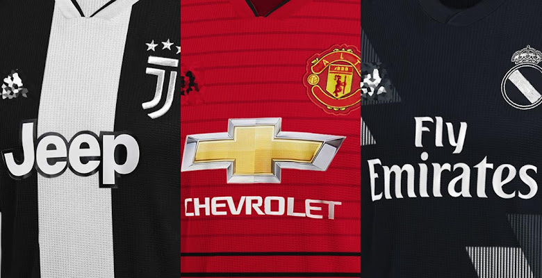 e84a36cd Adidas Manchester United, Real Madrid, Bayern Munich and Juventus 18-19 Kit  Predictions by La Casaca