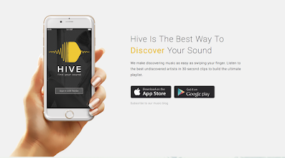 Hive App for ios & Android