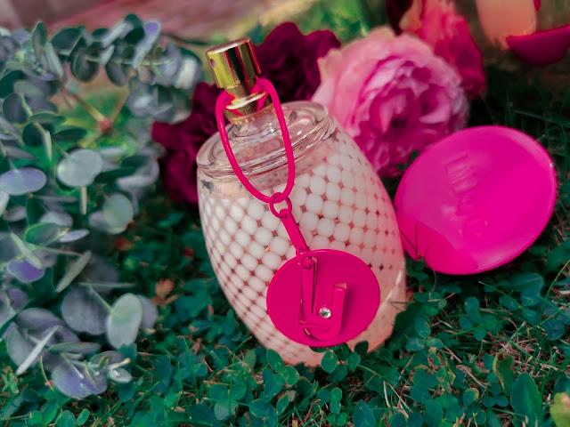 vydarený flakón vône Liu Jo Lovely U
