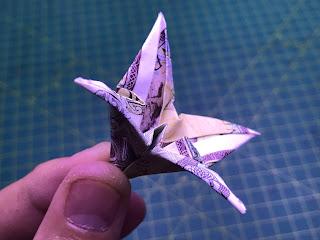 hướng dẫn cách gấp hoa bằng tiền giấy Hoa ly ( lily )