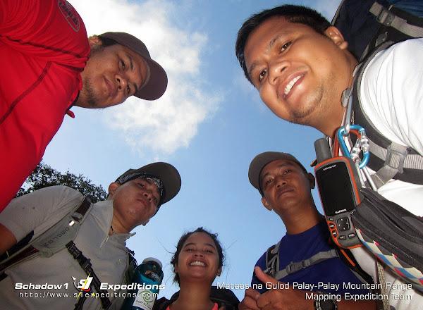 Mapping Expedition Team - Marami to Pico De Loro Traverse - Schadow1 Expeditions