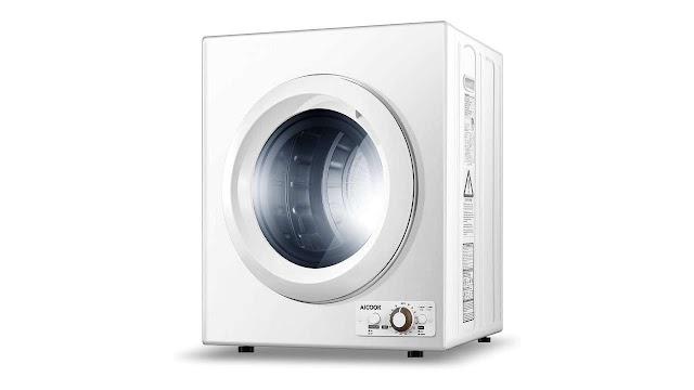 AICOOK 1400W Compact Laundry Dryer