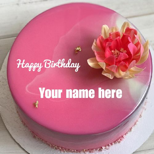 170+ Happy Birthday Cake With Name Images (2019) Edit