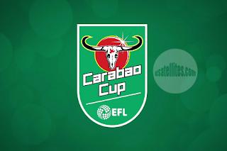 EFL Carabao Cup Eutelsat 10A Biss Key 23 December 2020